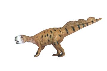 ricostruzione di dinosauro psittacosauro