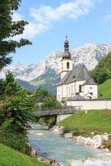 Kirche im Bergland