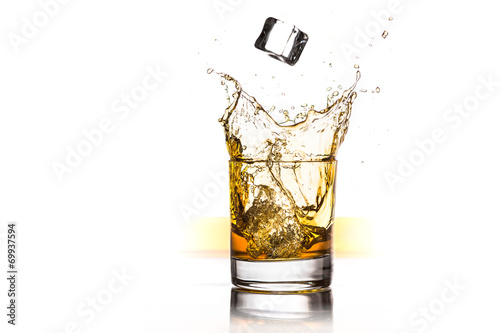 canvas print picture Whisky