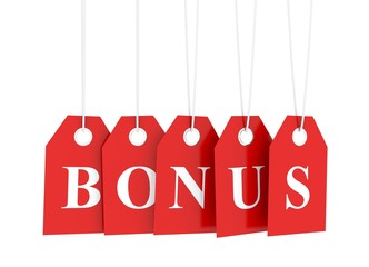 Bonus offer announced on red labels