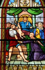 France, church Saint Pierre, Saint Paul in Les Mureaux