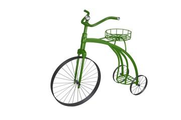 Fahrrad - Blumenständer
