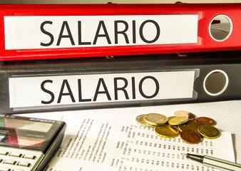 Salario - Salario (sueldo, archivador)