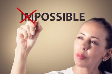 Escribiendo Impossible