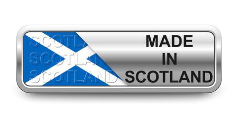 Made in Scotland Button