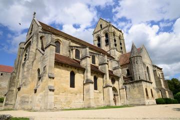France, the picturesque city of Auvers sur Oise