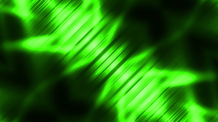 Green Sci-Fi VJ Looping Abstract Animated Background