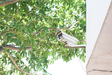 surveillance camera or cctv