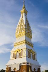 Prathat Pra-nhom Thailand Pagoda