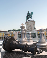Chess in Lisbon