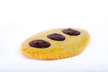 Biscuit sablé au chocolat