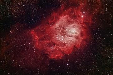 M8 - The lagoon nebulae