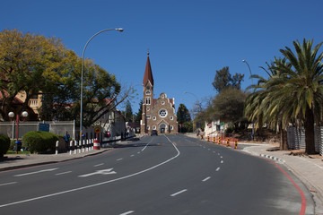 Chiesa di Windhoek Christuskirche