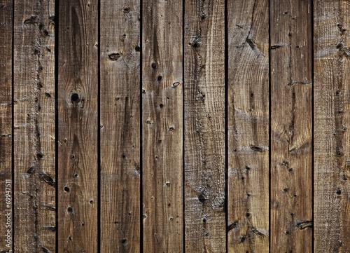 canvas print picture Hintergrund aus Holz