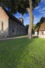 St. Sabinen in Prenzlau, Uckermark