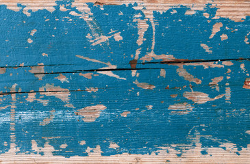 old and worn wooden background