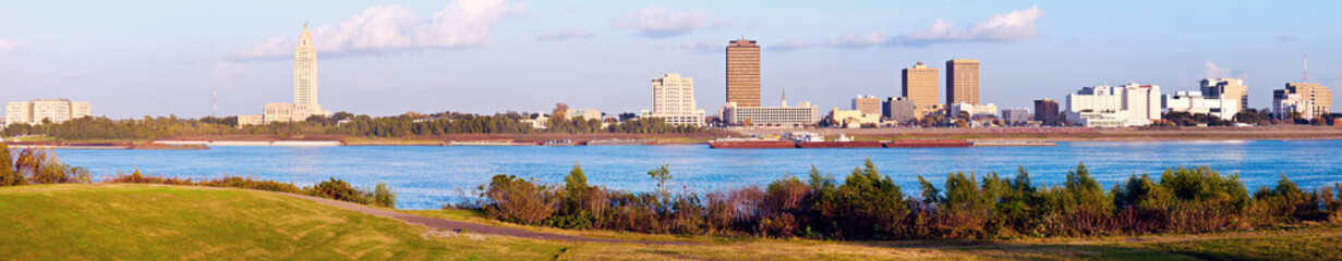 Panoramic Baton Rouge
