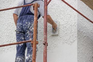 Decorative plaster 2