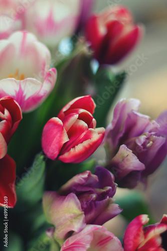 canvas print picture Bouquet