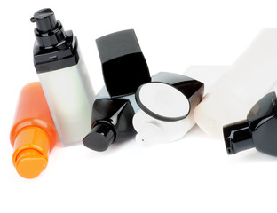 Facial Cosmetics Containers