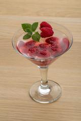 Raspberry gelly