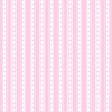 Hintergrund, gestreift, rosa, Herzen, nahtlos wiederholbar