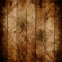 Abstract beautiful background in the style of mixed media with c