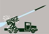 Rocket fire - 69956506