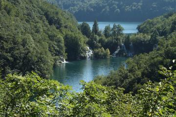 Plitvice lakes, Croatian National Park