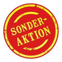 sb2 - SaleButton Rund - Sonderaktion - g1638