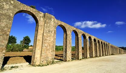 Obidos aqueduct, Portugual.