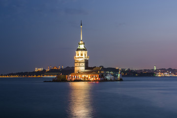 Maiden's Tower@Istanbul