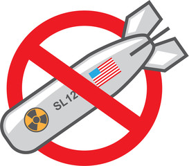 No Nuclear bomb