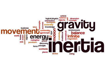Inertia word cloud
