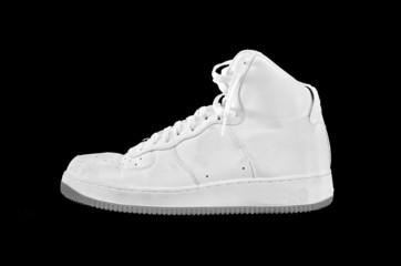 High-top classic basketball shoe sneaker
