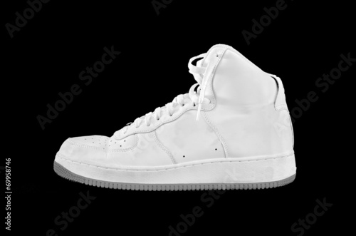 High-top classic basketball shoe sneaker - 69958746