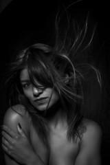 sensual beautiful latin woman, dancer