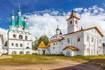 Alexander Svirsky monastery, Russia