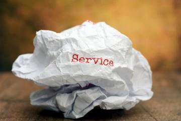 Broken service
