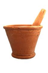 Clay mortar mixer
