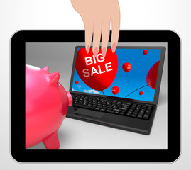 Big Sale Laptop Displays Huge Specials On Internet