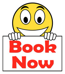 Book Now On Sign Shows For Hotel Or Flight Reservation