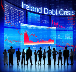People Discussion about Ireland Debt Crisis