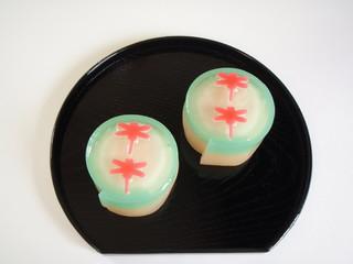 秋の和菓子 WAGASHI