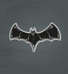 black bat