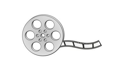 filmstrip and reel