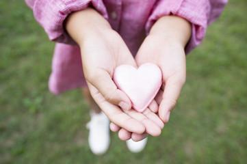 Girl has a Heart
