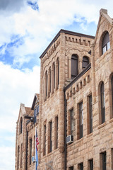 Fall River City Courthouse