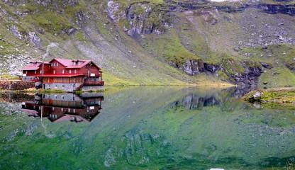 Balea Lake - Fagaras mountains