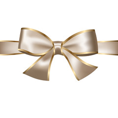 Golden and Silver Bow